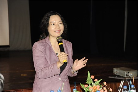 PGS.TS - NGƯT Phan Bích Hà - tác giả bài viết